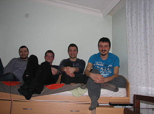 Couchsurfing in Istanbul